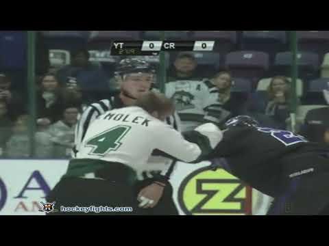 Will Zmolek vs. Josh DeLuca