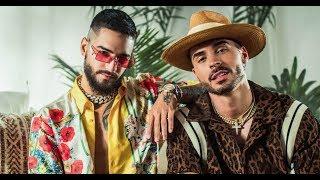 Reykon   Latina (feat. Maluma)(Hungarian Lyrics\Magyar Felirat)
