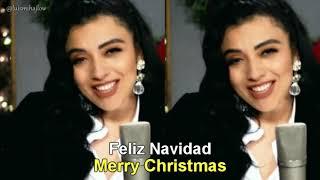 Gwen Stefani Ft. Mon Laferte   Feliz Navidad [Lyrics English   Español Subtitulado]