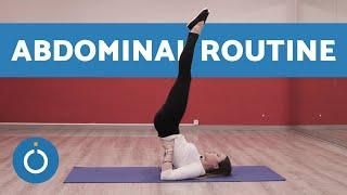 Pilates Abdominal Routine- A step by step