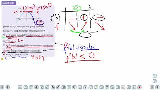 Eğitim Vadisi AYT Matematik 19.Föy Türev 3 Konu Anlatım Videoları