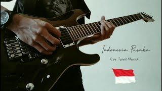 INDONESIA PUSAKA GUITAR INSTRUMENTAL