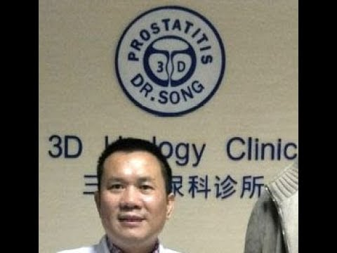 Heilung für Prostatitis t