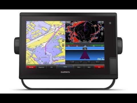 Intro - Garmin GPSMAP 1222/1242 Chartplotter Touch