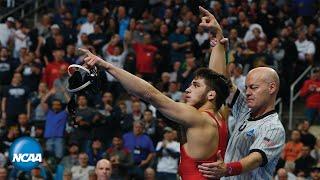 Yianni Diakomihalis wins second straight NCAA wrestling title | 2019
