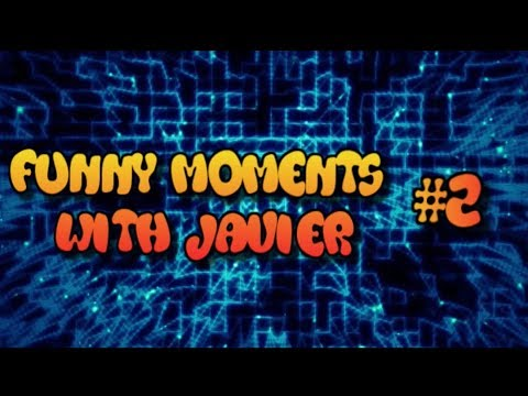 Funny moments with Javier #2