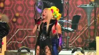 Ivy Queen ,HD, La Vida Es Asi , en Premio Juventud ,07-15-2010, full HD.