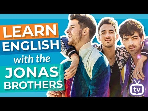 "Connected Speech In English | ""SUCKER"" by the Jonas Brothers"