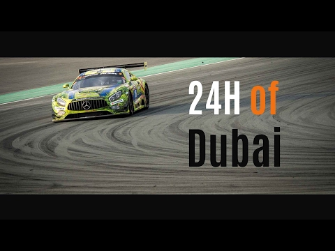 BEST OF 24H DUBAI 2017 - SPS automotive performance