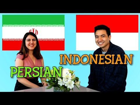 Similarities Between Persian And Indonesian