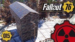 Fallout 76 | B.E.T.A. - #015: Die beste Basis wird gebaut! ☢ [Lets Play - Deutsch]
