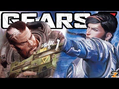 GEARS 5 News - NEW Gears of War Bloodlines Storyline Revealed!