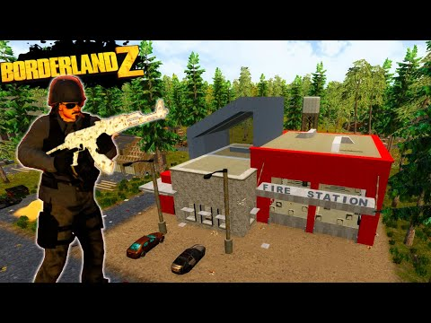 Home Base, Good Enough? | 7 Days to Die | Alpha 17 (BorderlandZ Mod) Gameplay | S02E02