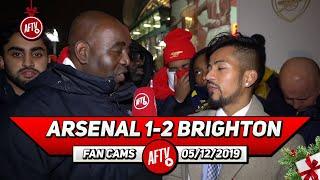 Arsenal 1-2 Brighton | Kroenke Has Taken This Club Backwards!