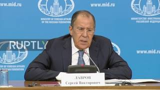 Russia: US intelligence agencies tried to recruit Russian diplomats - Lavrov