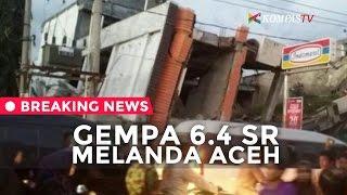 <b>Gempa</b> 65 SR Melanda Aceh