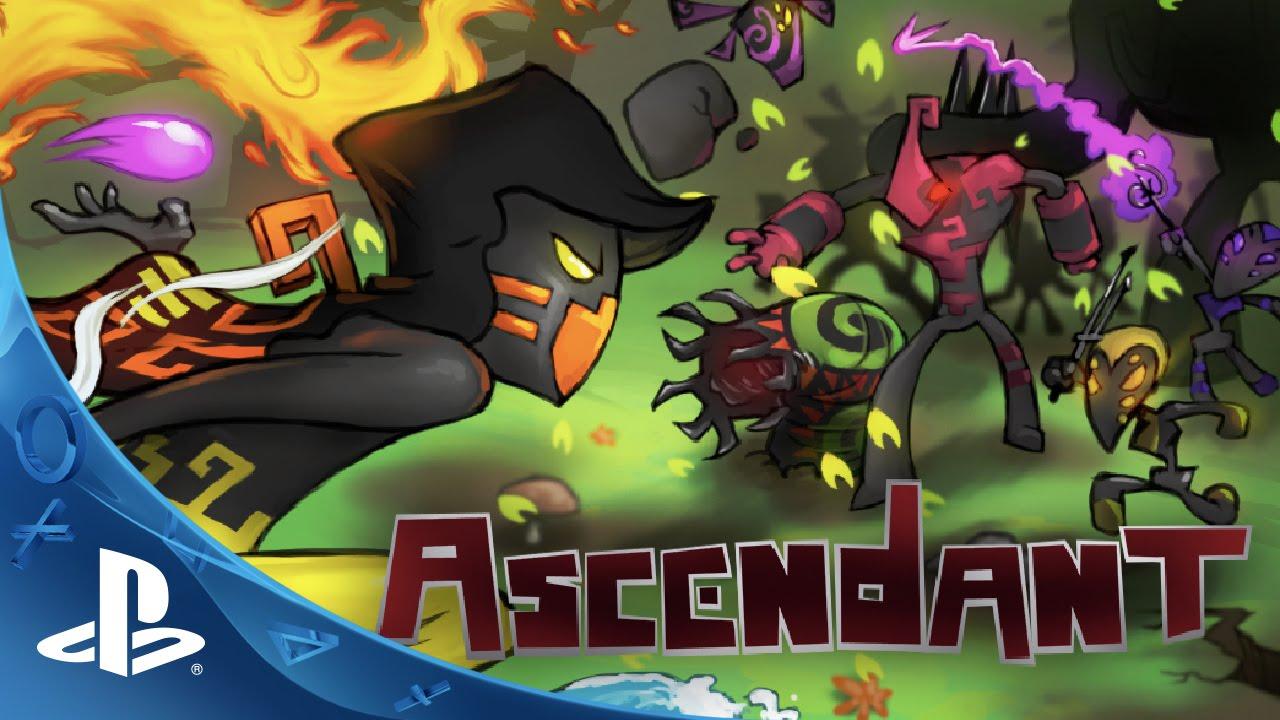 El Roguelike Brawler de deslizamiento lateral, Ascendant, llega a PS4 el 25 de agosto