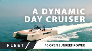 40 Open Sunreef Power