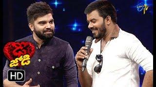 Sudheer | Pradeep | Funny Joke | Dhee Jodi | 31st October 2018 | ETV Telugu