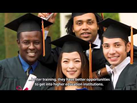 "College of Alameda ESL ""Work Toward Your Dreams"" with Subtitles (Short Version)"