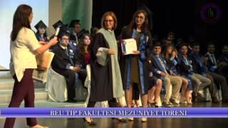 bülent ecevit üniversitesi tip fakültesi mezuniyet töreni 2016