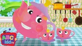 I'm a Little Teapot (2D) | Cocomelon (ABCkidTV) Nursery Rhymes & Kids Songs
