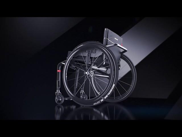 Kuschall K Series 2.0 Aluminium Wheelchair Video