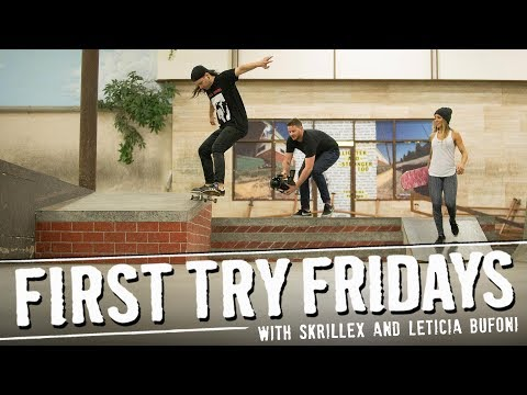 Skrillex - First Try Friday