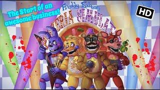 I'm an awesome boss!!! | Freddy Fazbear's Pizzeria Simulator Part 1