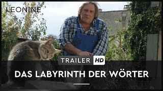 Das Labyrinth der Wörter - Trailer