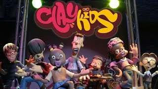 Opening CLAY KIDS