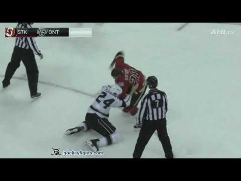 Derek Forbort vs. Brandon Davidson