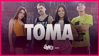 Toma    Mateus Carrilho, Tainá Costa | FitDance TV (Coreografia Oficial)