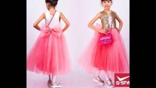 Детские праздничные платья.выпускные платья.бальные платья
