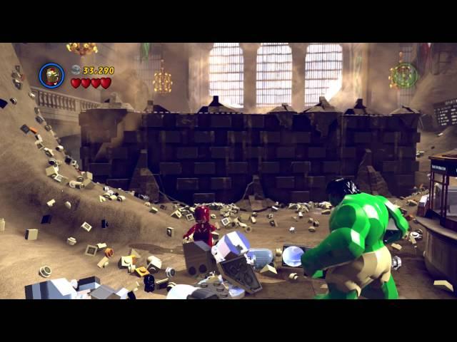 LEGO Marvel Superheroes  - PlayStation 4