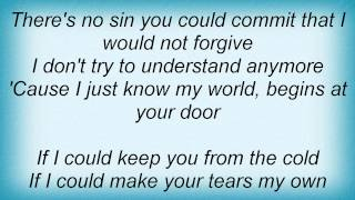 Tina Arena - No Shame Lyrics