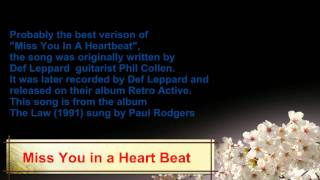 The Original Miss You in a Heart Beat - Best Version