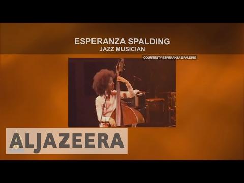 Esperanza Spalding: Grace With A Bass, Despite Beiber Fans | Praise