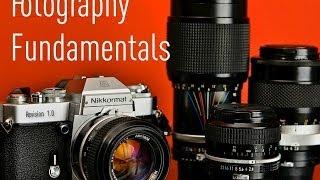 Fotography Fundamentals - Intro