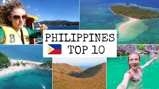 🇵🇭My Ultimate Philippines top 10   After 5 visits