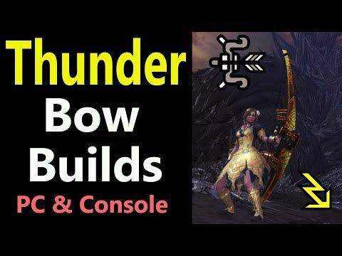 Download Monster Hunter World Top 3 Light Bowgun Sets Video 3GP Mp4