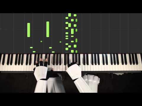 Cantina Band - STAR WARS (Piano Cover) [hard] + sheets