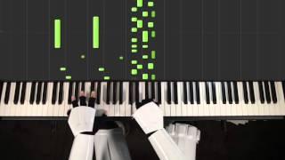 Cantina Band - STAR WARS (Piano Cover) [Advanced] + sheets