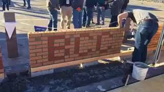 Benning Construction Company BCC Wall February 2016