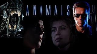 Alien/Terminator Tribute: Animals