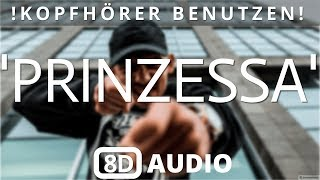 Capital Bra - Prinzessa (8D Audio) | 8D Deutschrap
