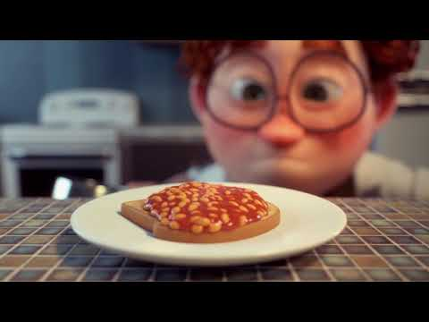 3d animated tvc heinz advertisement by mustafa akindele