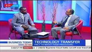 MD Centurion Dr. Kevit Desai on 'technology transfer'