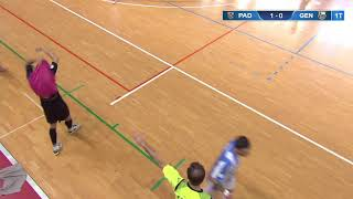 Italian Coffee PD vs CDM Futsal