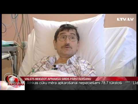 Indikāciju hospitalizācijai hipertensijas
